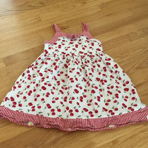 d68fd7f4614fa Blueberi Boulevard Dresses | Girls Cherry Dress 6x | Poshmark